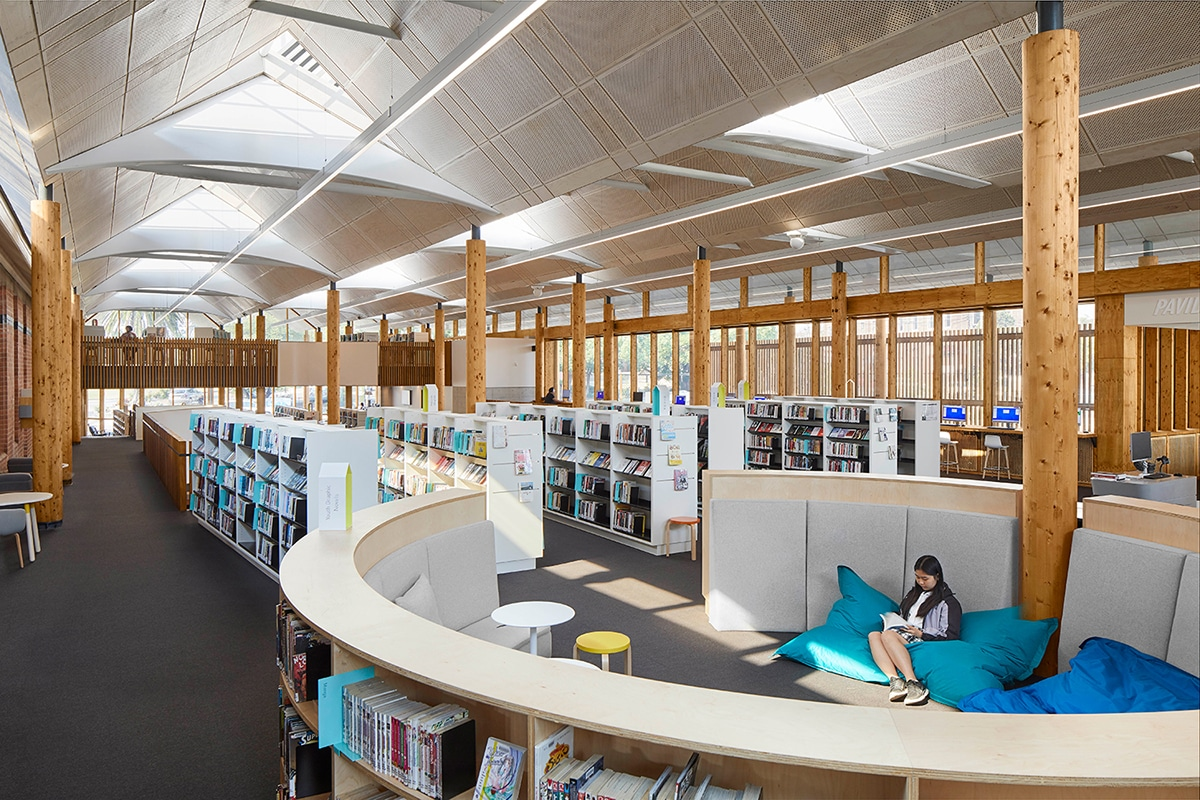 Best Libraries in Sydney Marrickville Library and Pavillion