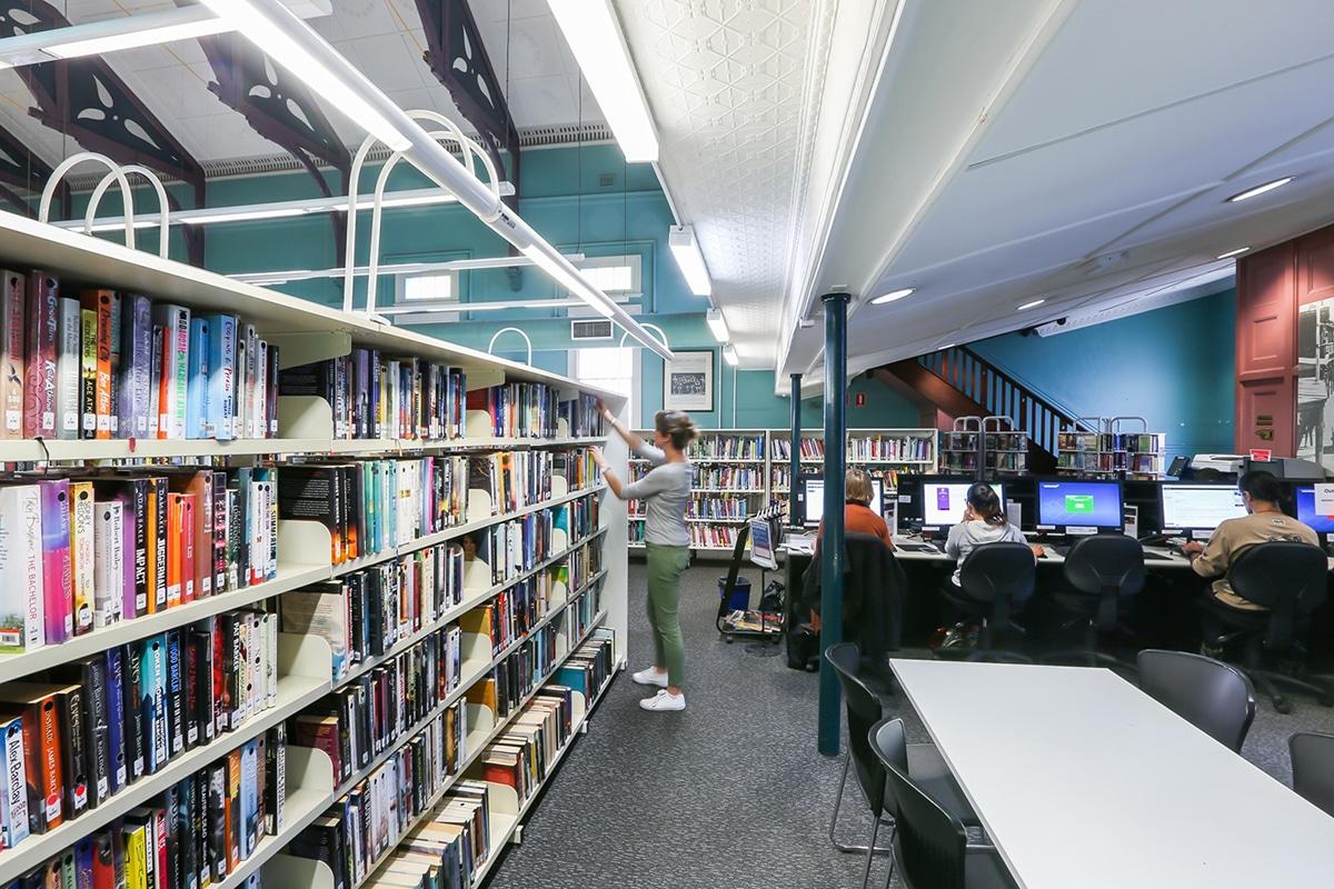 Best Libraries in Sydney Newtown Library