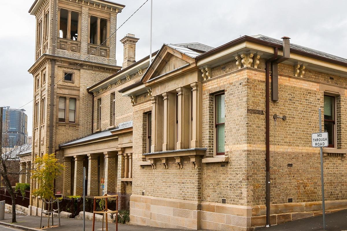 Best Libraries in Sydney Pyrmont Link