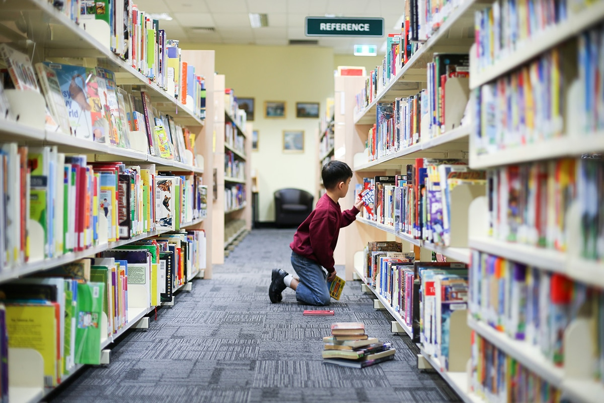 Best Libraries in Sydney Ultimo Library