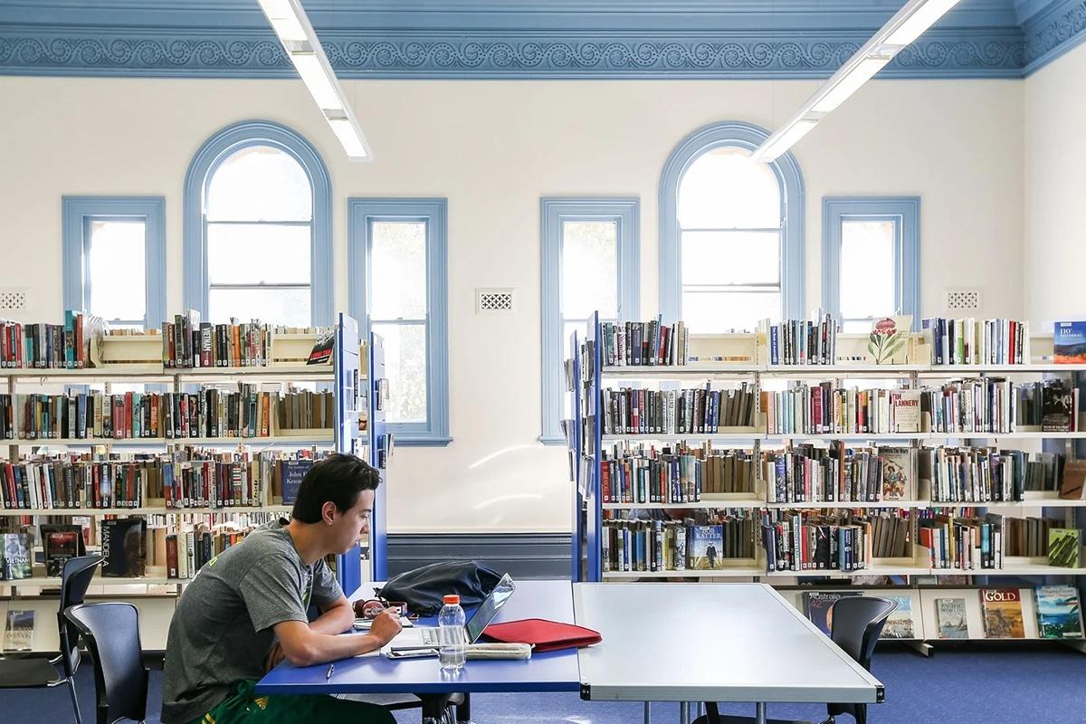 Best Libraries in Sydney Waterloo Library