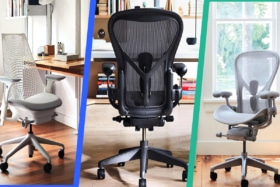 15 best office chairs for ergonomic bliss