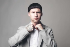 bowl cut hairstyle for men