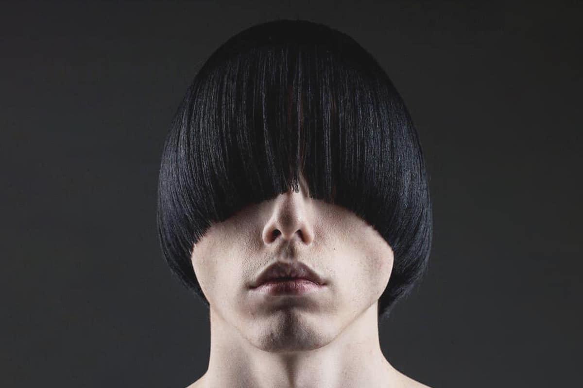 15 best bowl cut hairstyles for men straight hair bowl cut