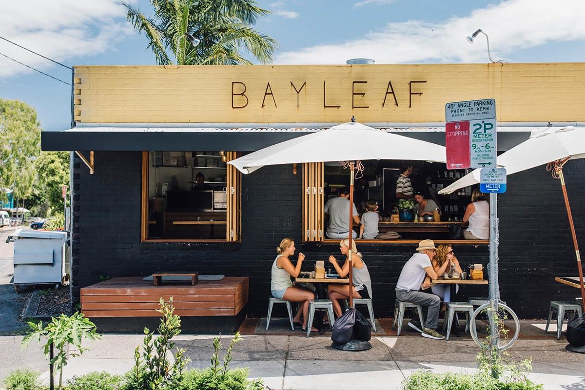 bayleaf cafe outdoors