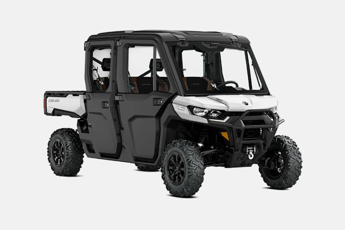 2021 can am defender 2 1