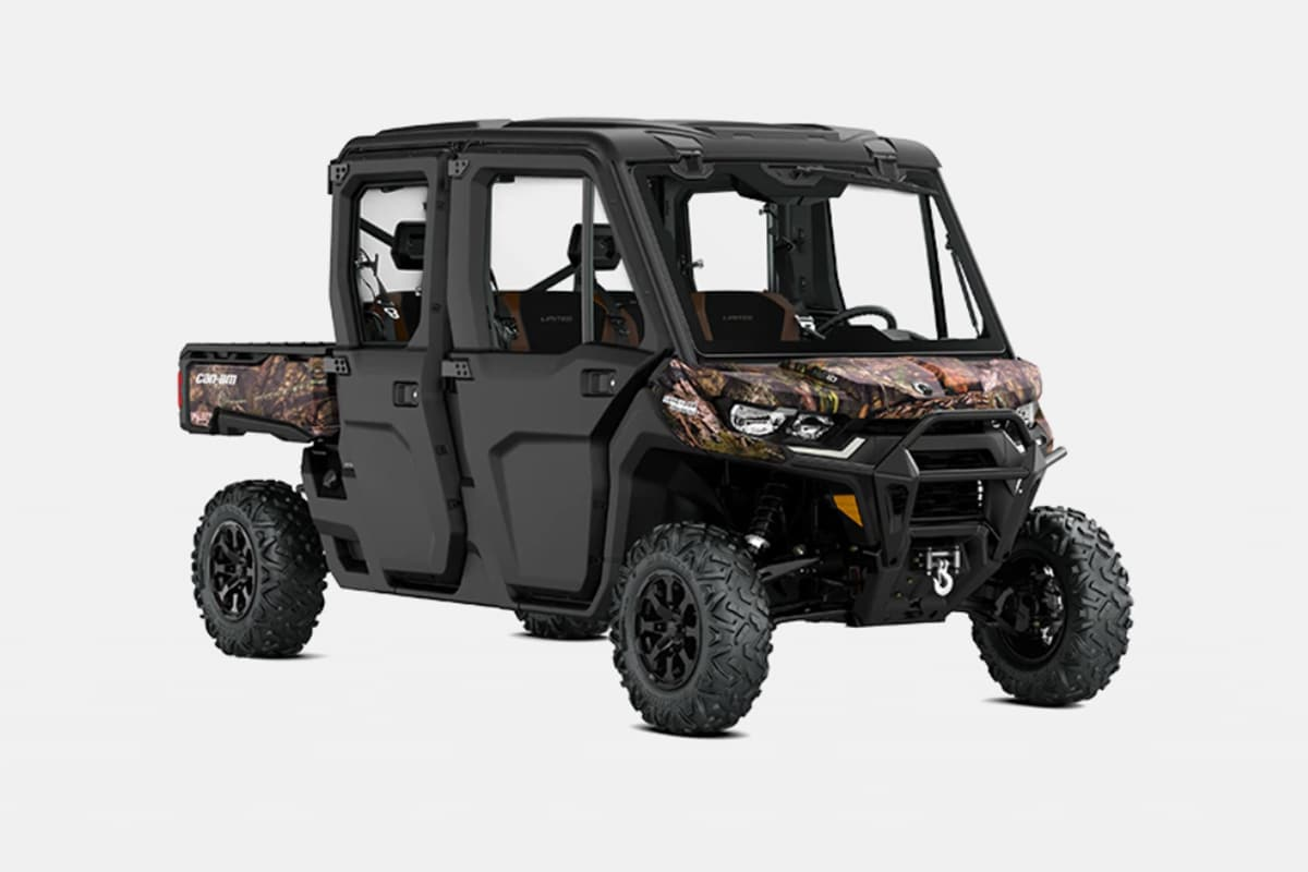 2021 can am defender 3 1