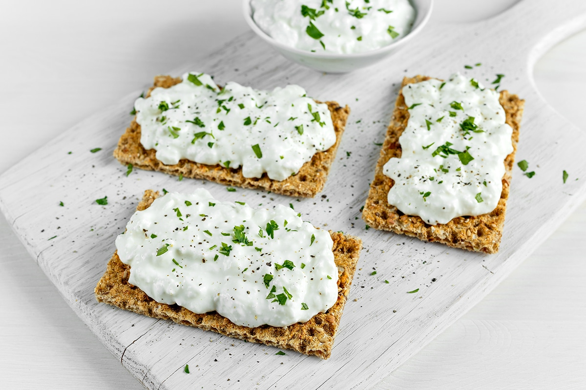Best High Protein Snacks for On the Go Cottage cheese