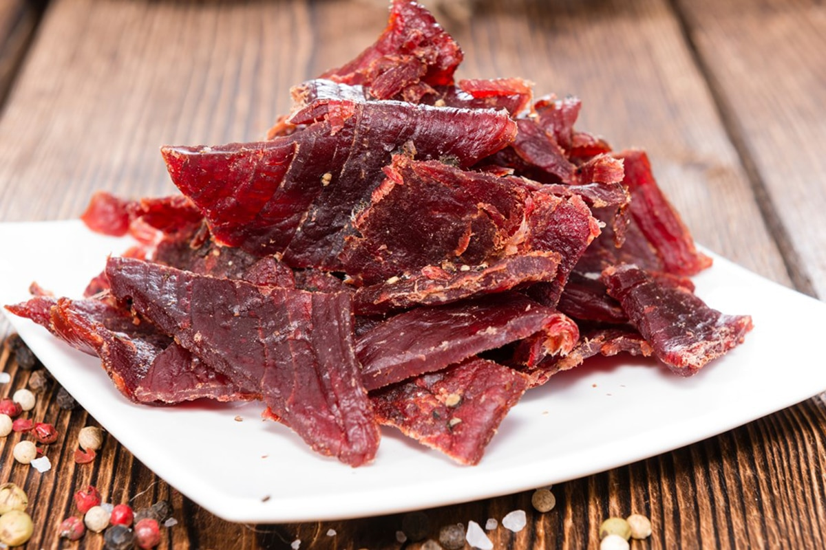 Best High Protein Snacks for On the Go Jerky