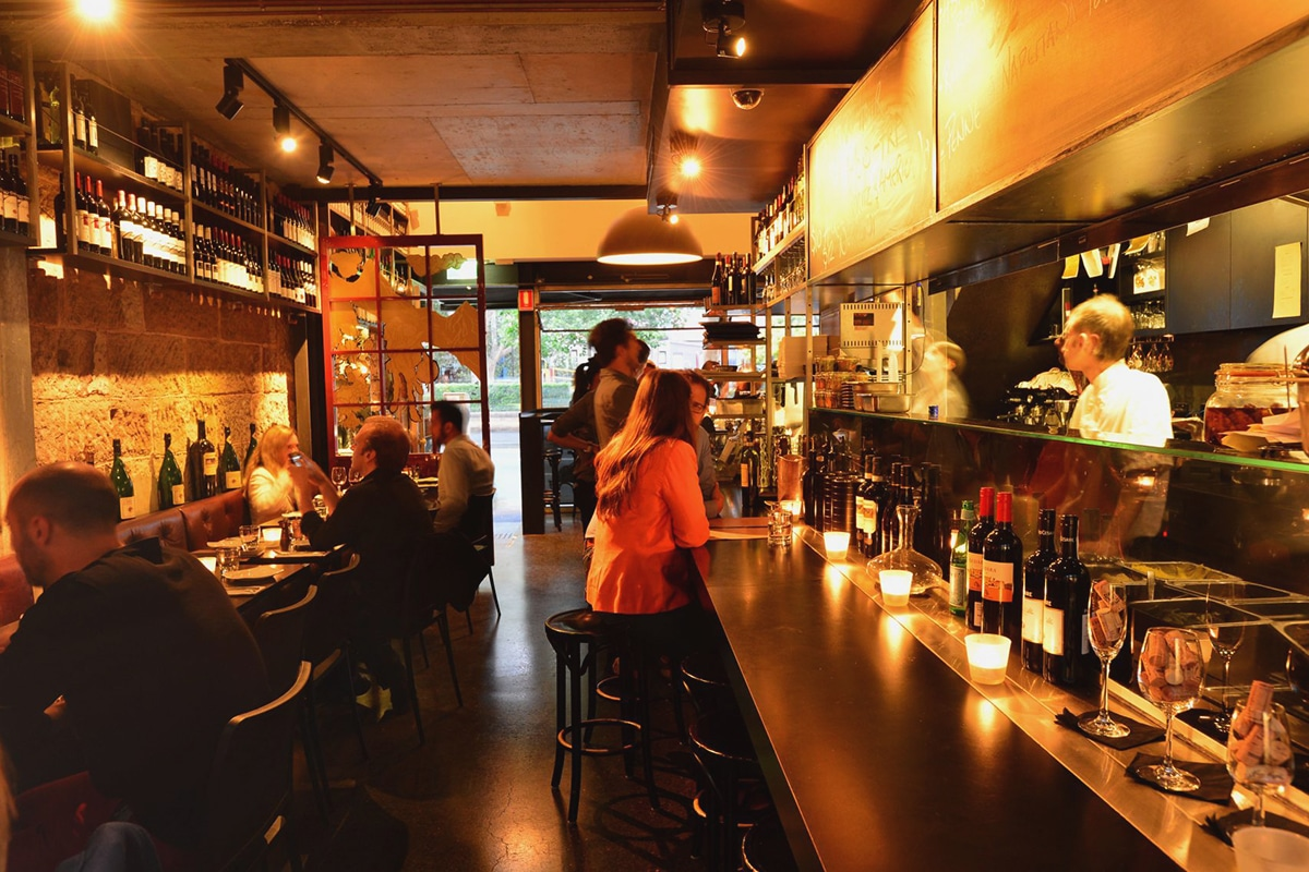 Best Surry Hills Bars to Whet Your Whistle MV Pasta & Wine Bar