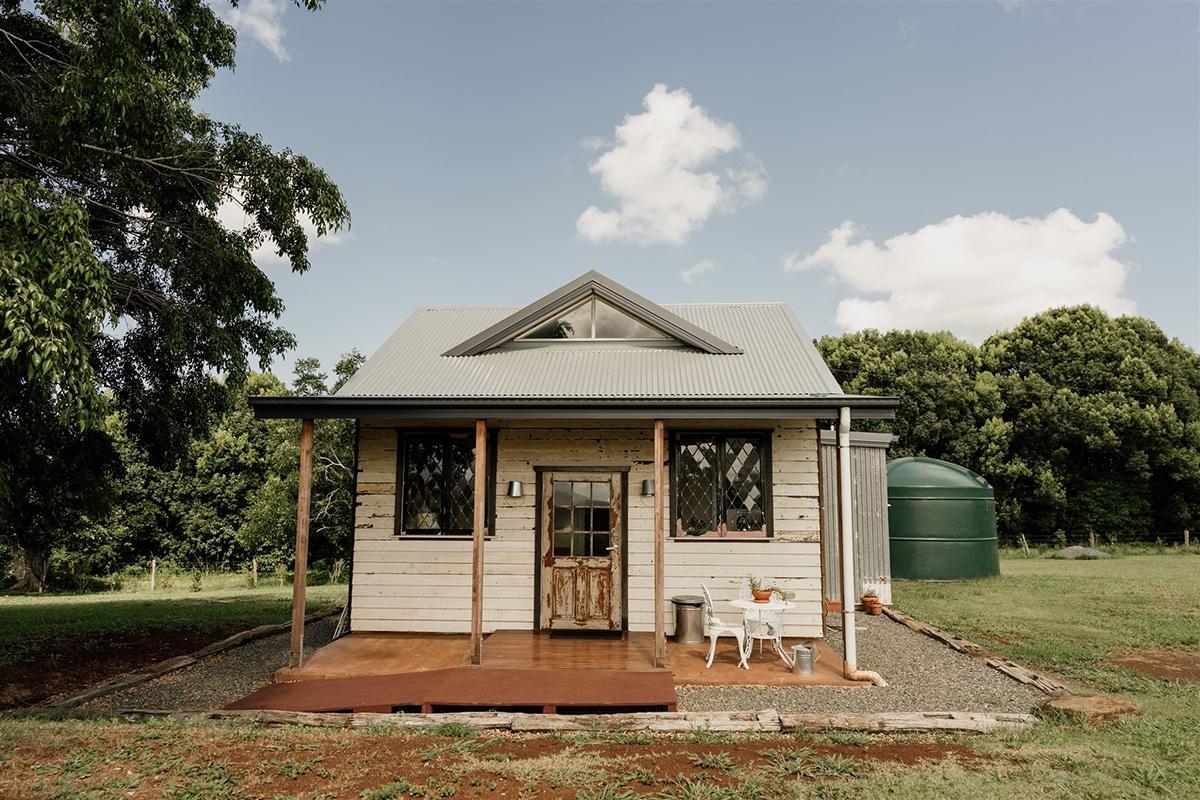byron bay heritage tooraloo house outdoors