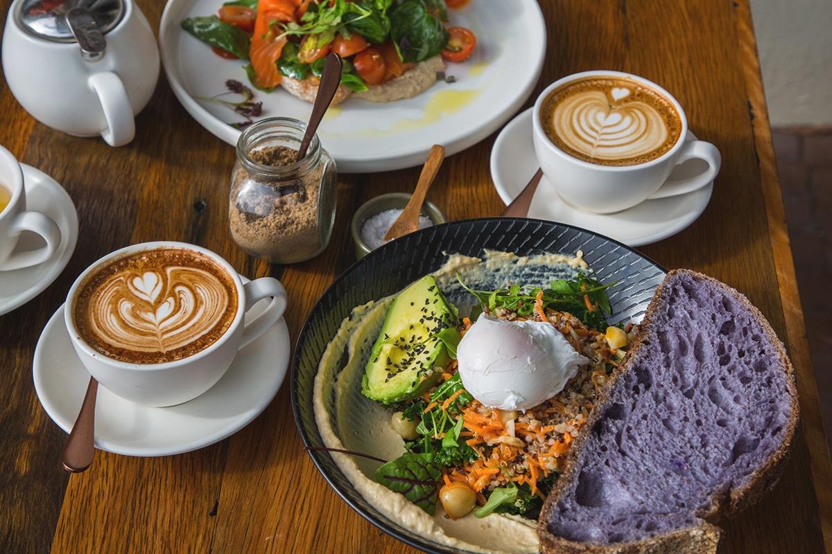 Best Bondi Cafes for Breakfast and Brunch Bennett St Dairy