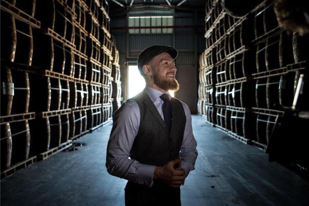 4 Conor McGregor Sells Proper No 12 Whiskey