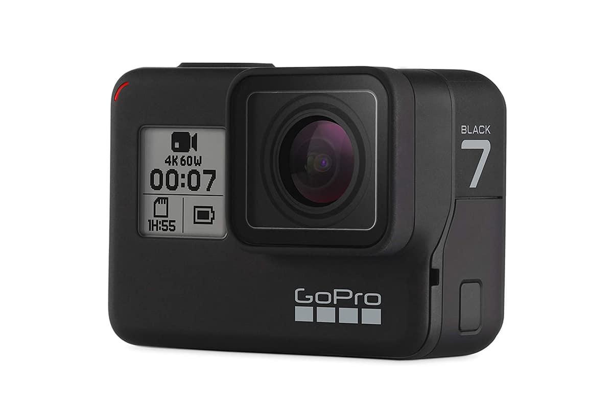gopro camera hero7 black