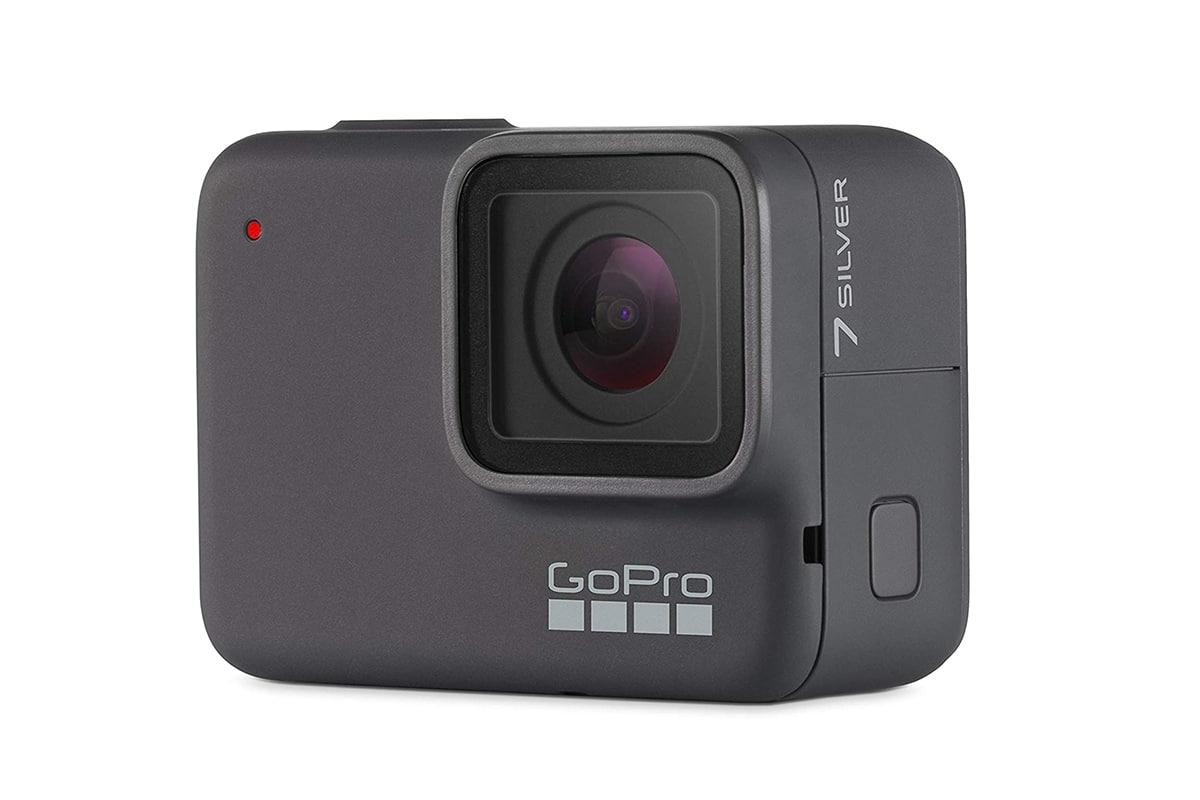 gopro camera hero7 silver