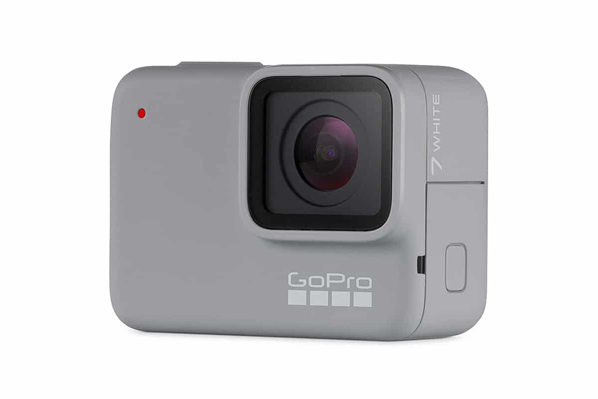 gopro camera hero7 white