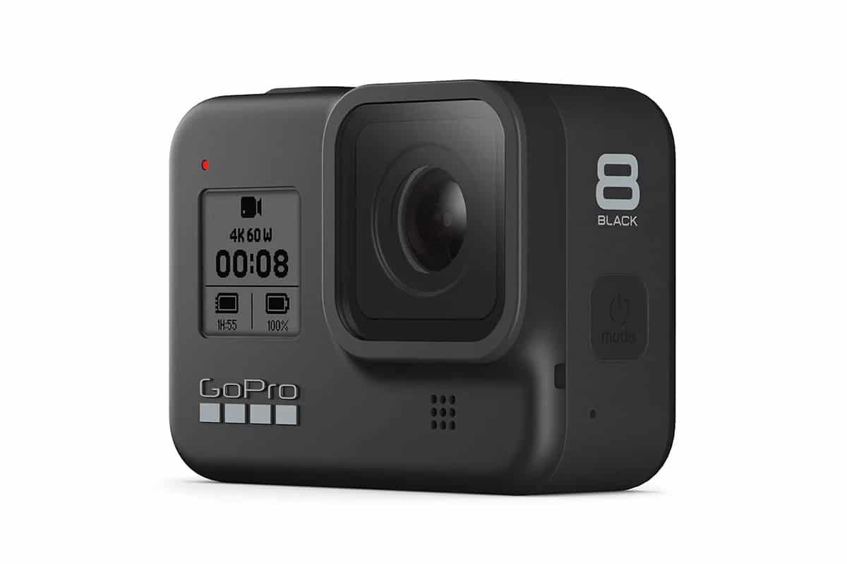 gopro camera hero8 black