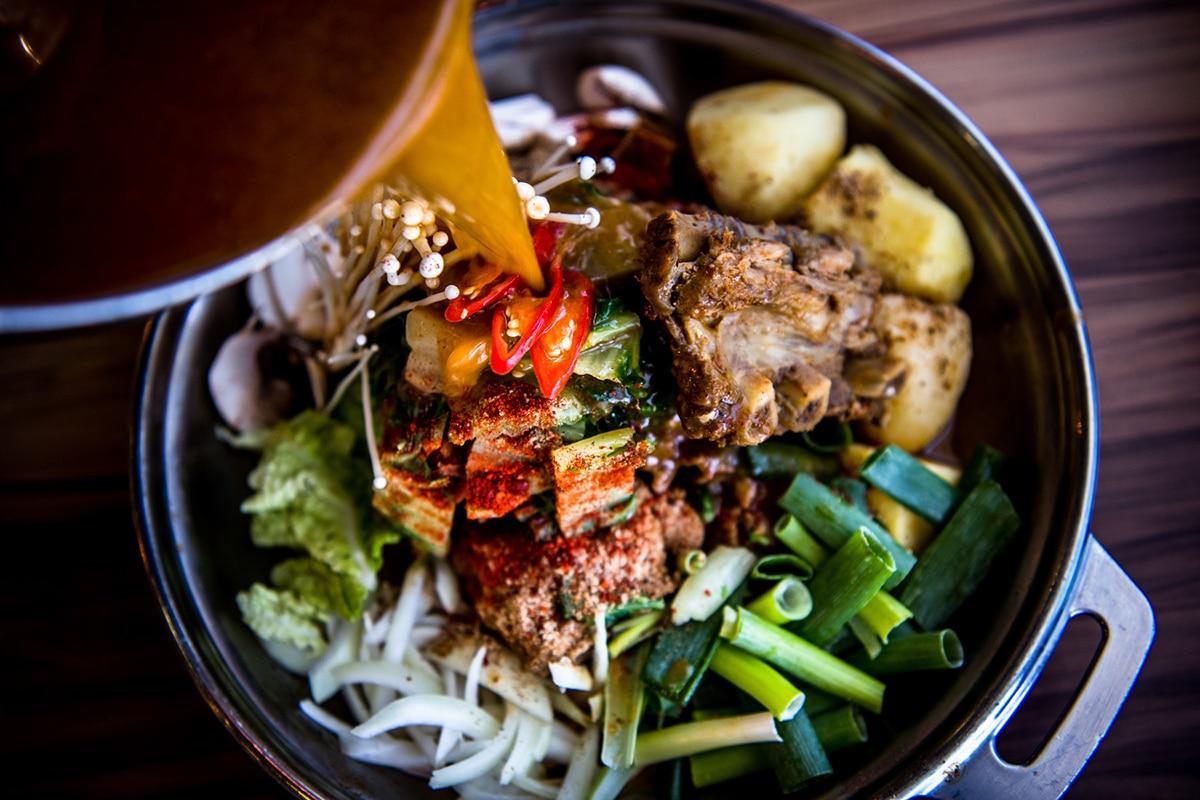 Best Korean BBQ in Perth Restaurant Gangnam