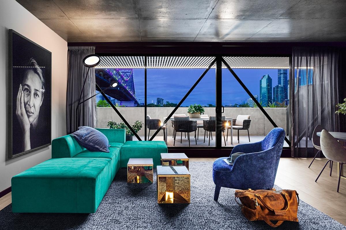 the fantauzzo Boutique Hotel interior