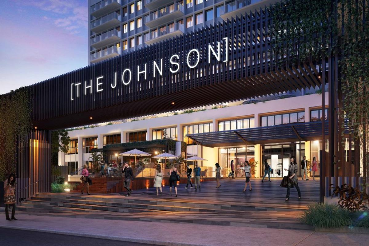 the johnson hotel street view