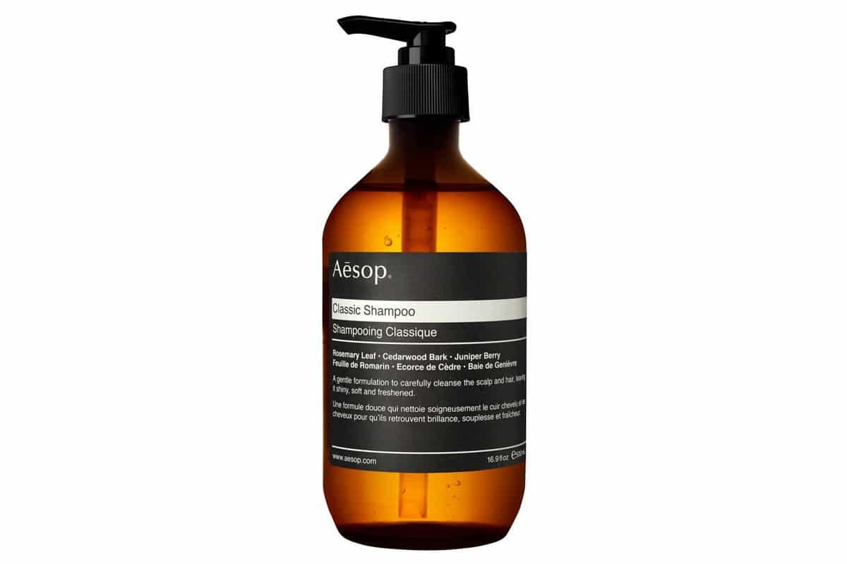 Aesop Shampoo classic