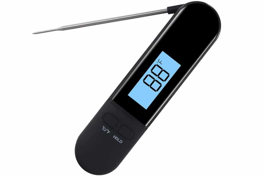 Cevadama Instant Read Cooking Thermometer