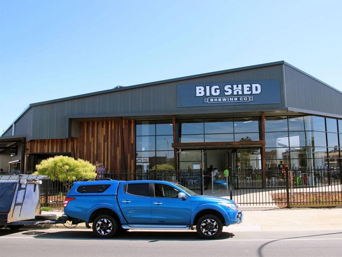 Big Shed Brewing Concern