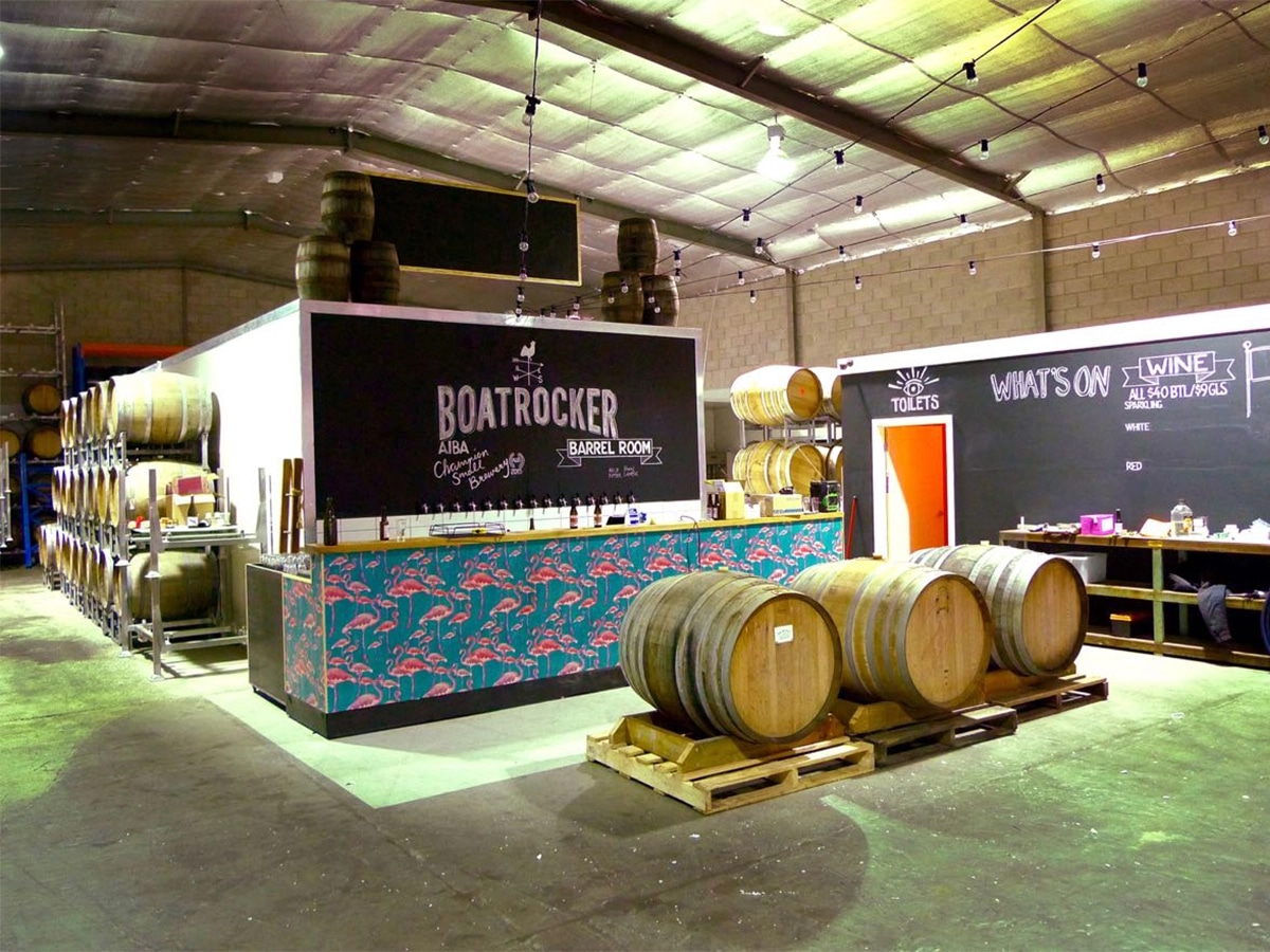 Best australian craft breweries boatrocker brewery