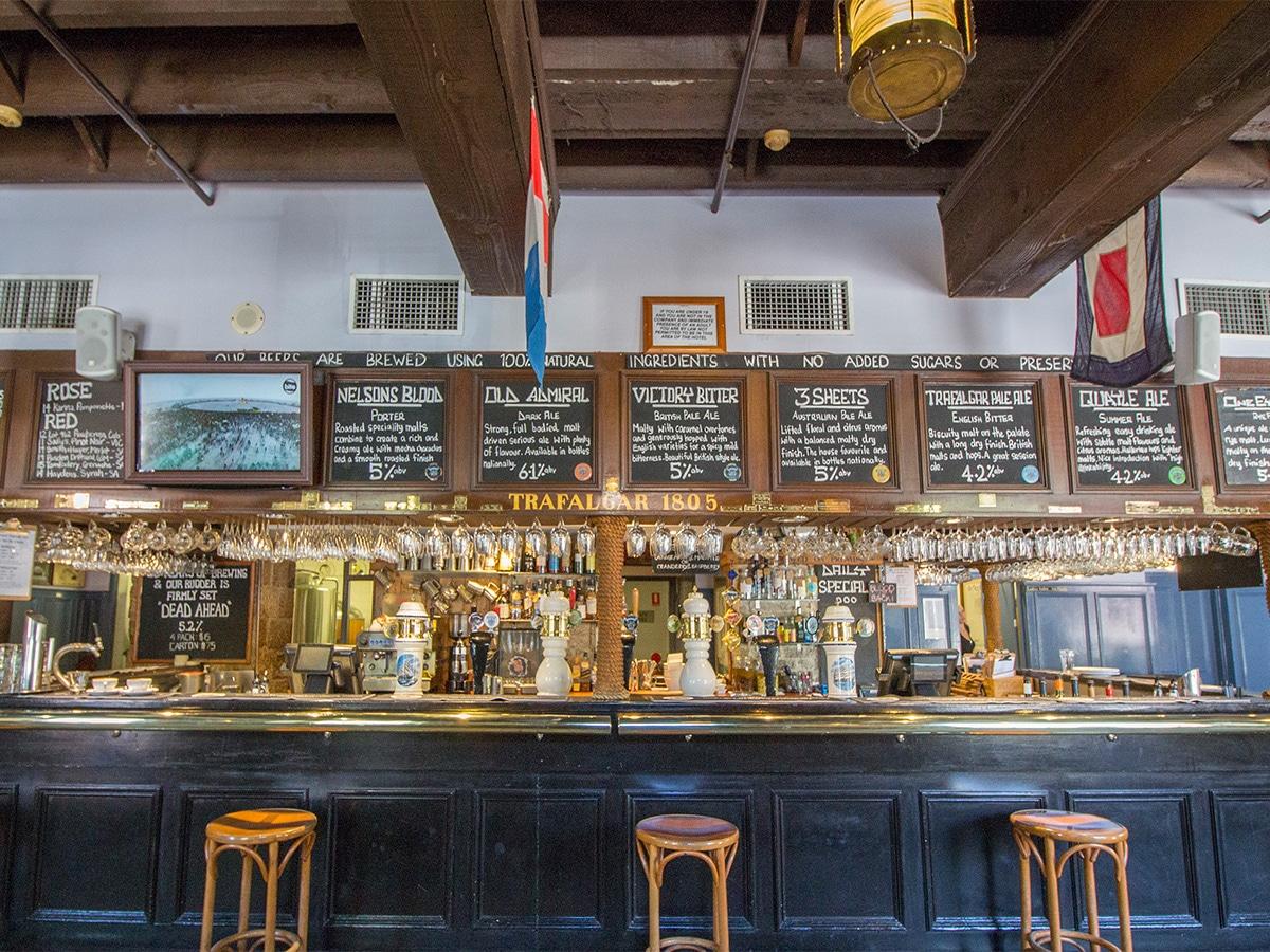 Best australian craft breweries lord nelson brewery hotel
