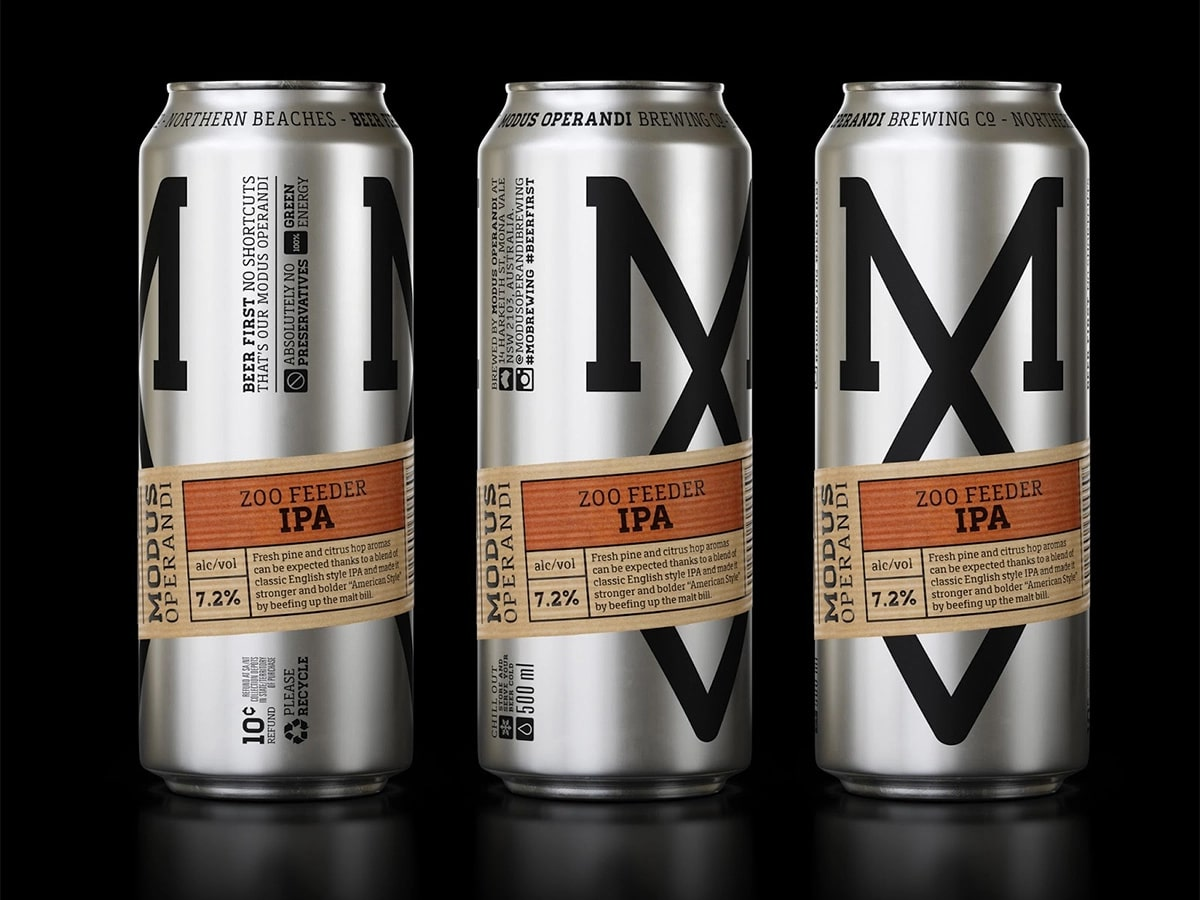 Modus Operandi Brewing Co