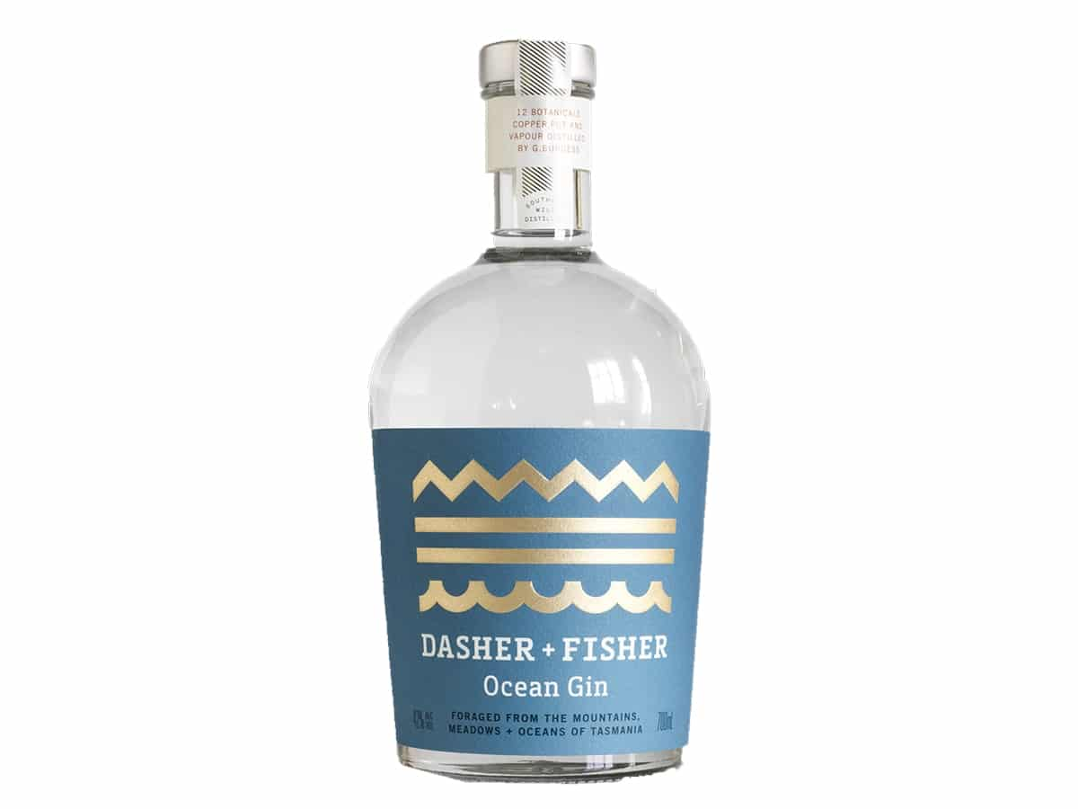 Best australian gins for the tonic of your dreams dasher fisher ocean australian gin