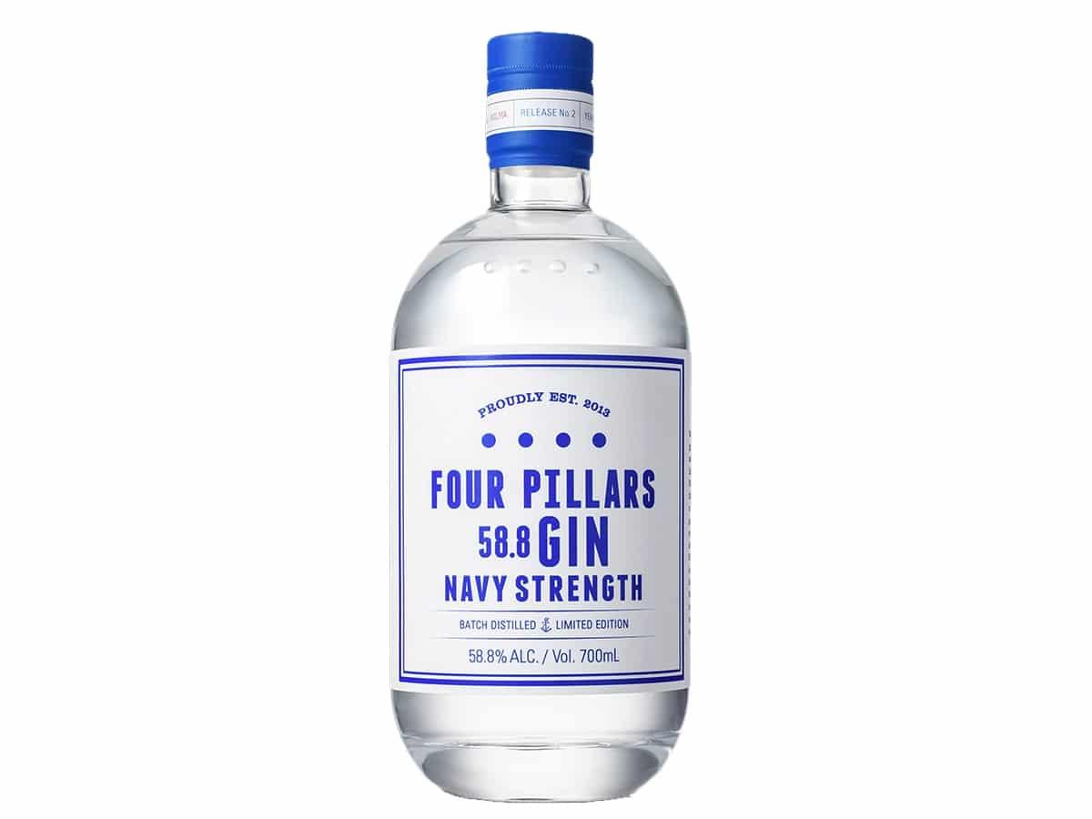 Best australian gins for the tonic of your dreams four pillars navy strength australian gin