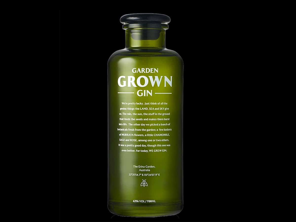 Best australian gins for the tonic of your dreams garden grown gin