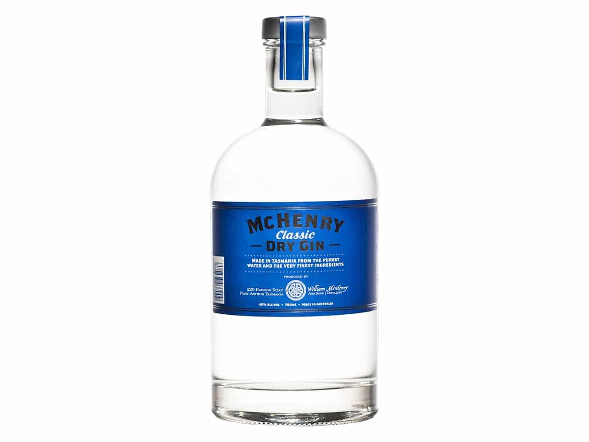 Best australian gins for the tonic of your dreams mchenry classic dry australian gin