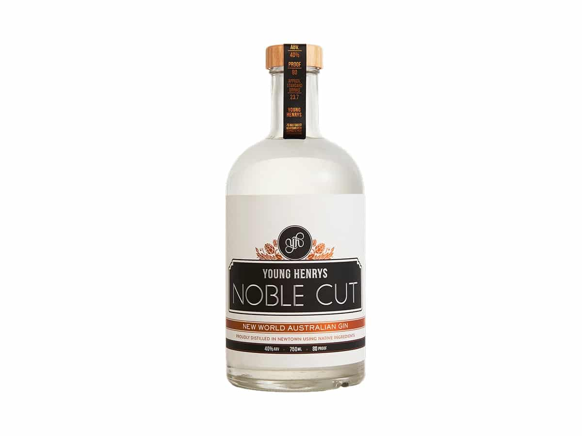 Best australian gins for the tonic of your dreams young henrys noble cut