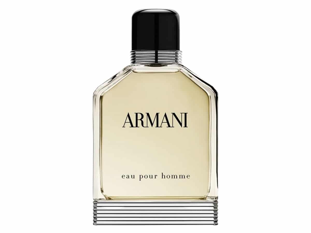 Best classic colognes fragrances for men armani eau pour homme