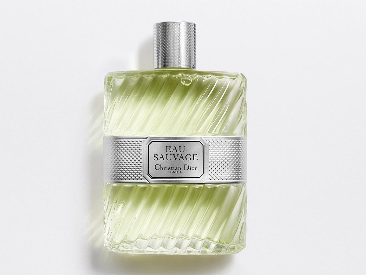 Best classic colognes fragrances for men christian dior eau sauvage