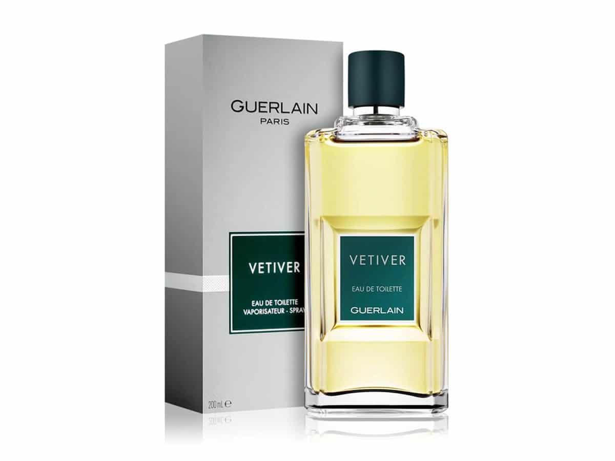 Best classic colognes fragrances for men guerlain vetiver