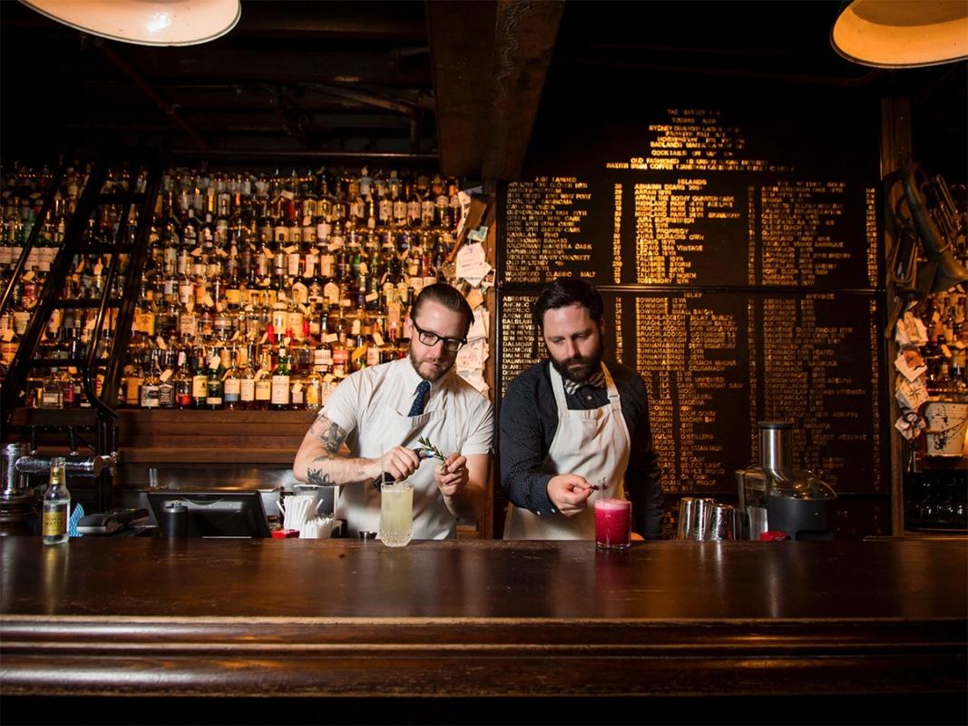 Best hidden bars in sydney