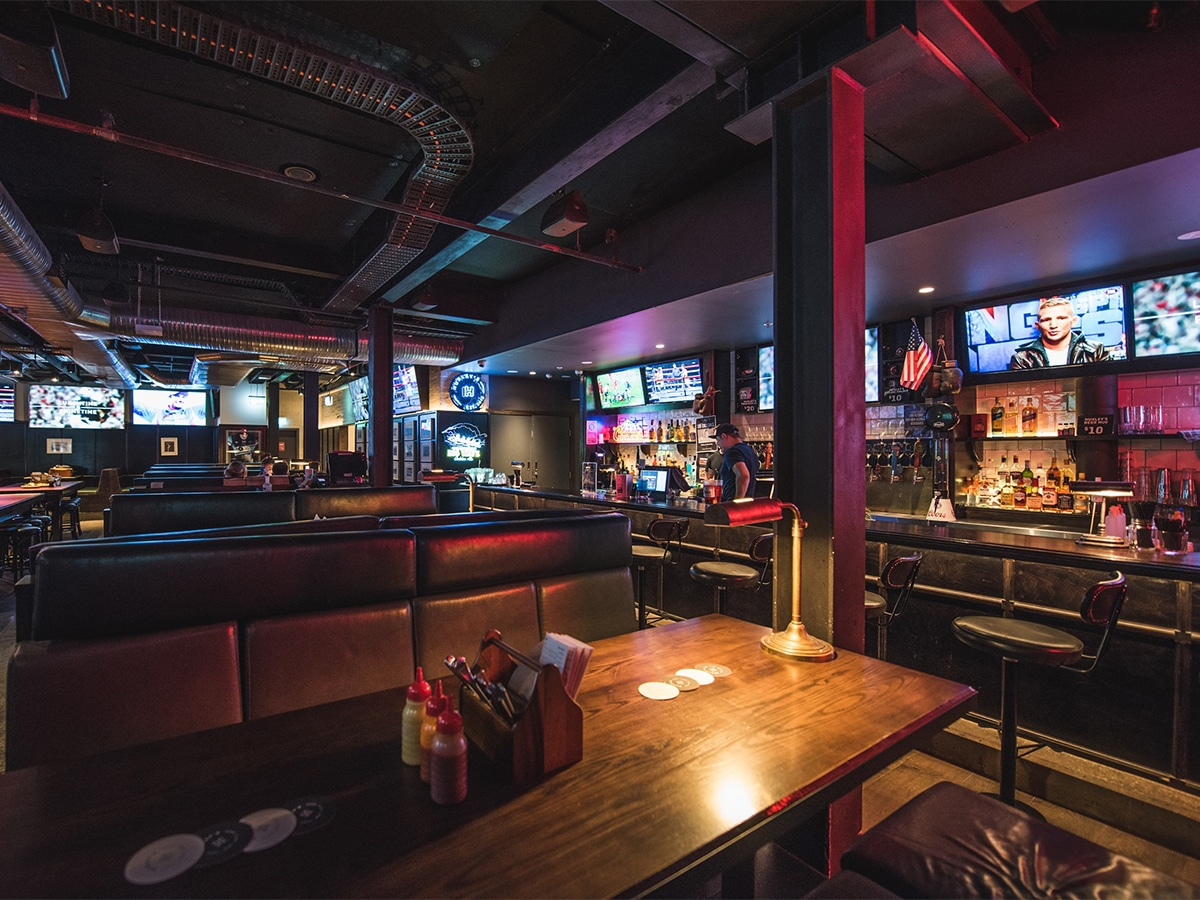 Best hidden bars in sydney huxleys