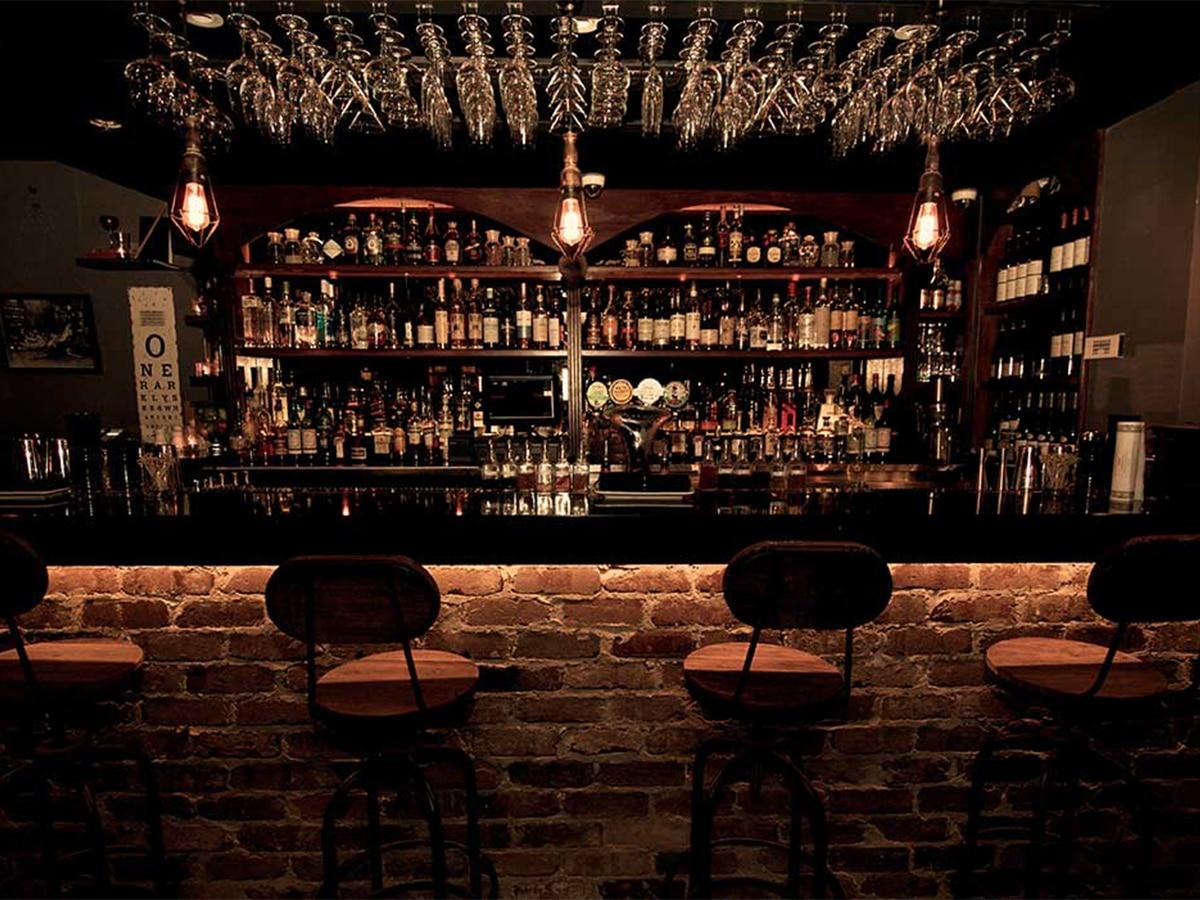 Best hidden bars in sydney spring st social