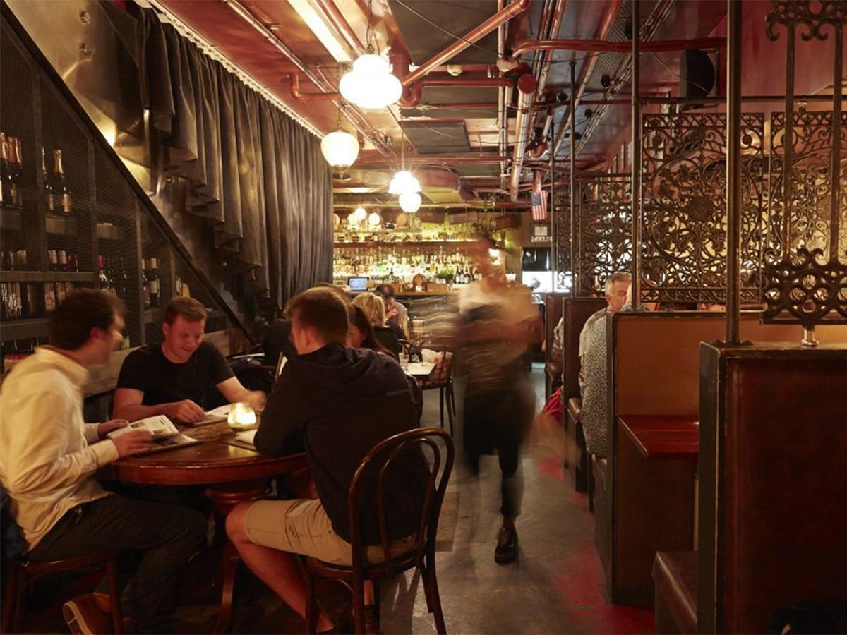 Best hidden bars in sydney stitch bar