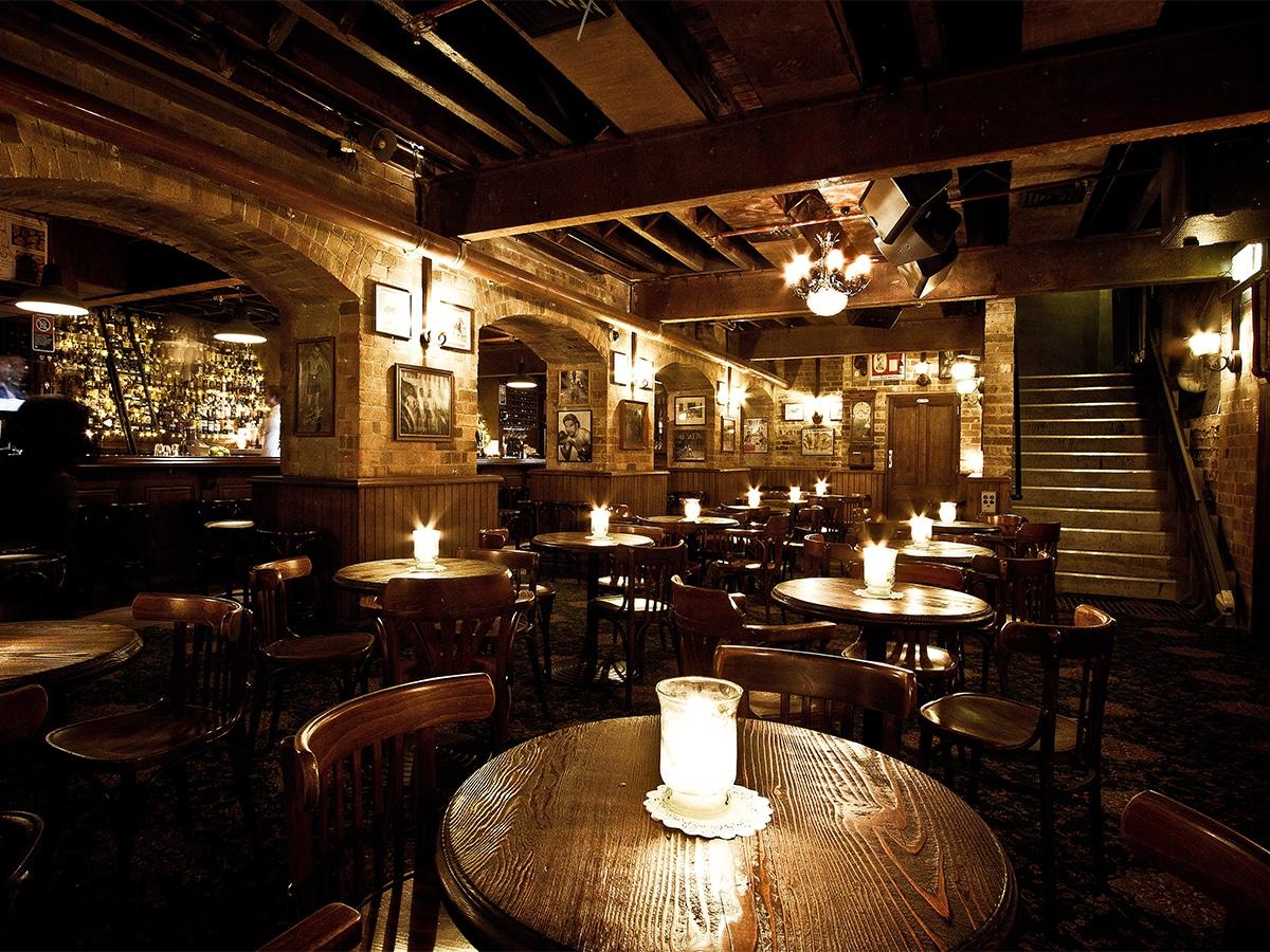 Best hidden bars in sydney the baxter inn