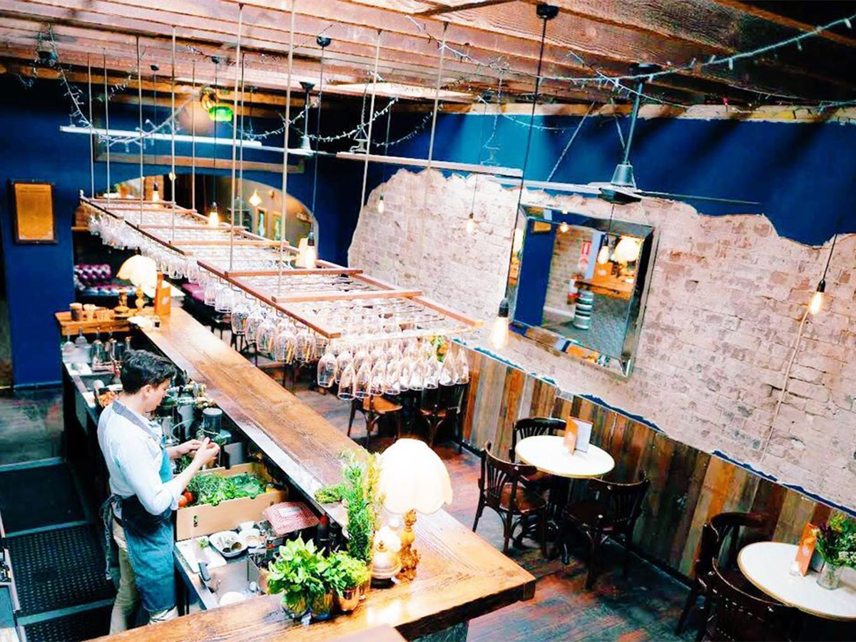 Best hidden bars in sydney the foxtrot inn
