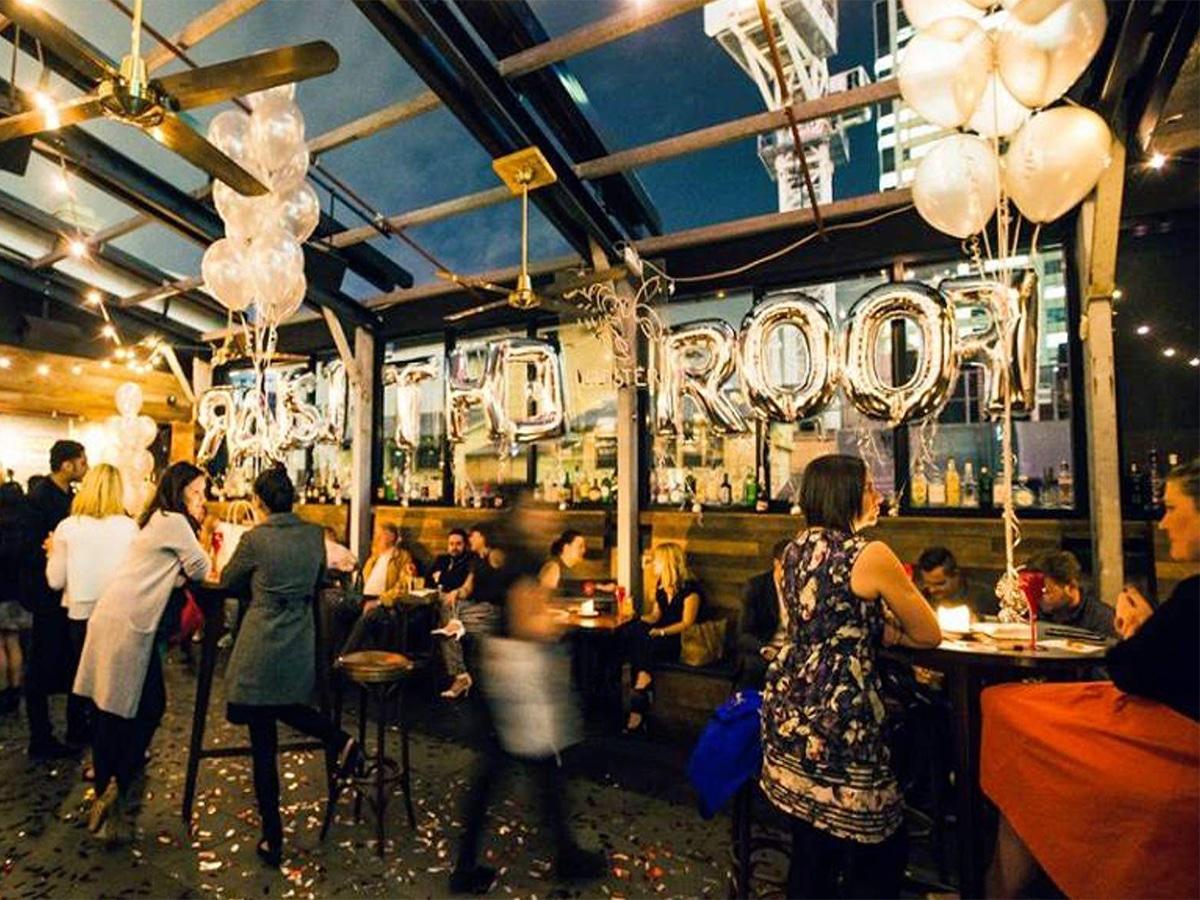 Best hidden bars in sydney the rook