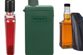 Best hip flasks and drink ideas