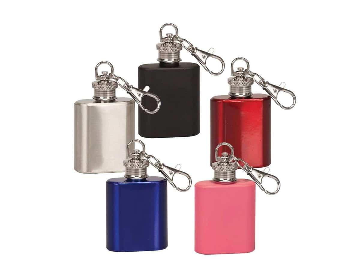Best hip flasks and drink ideas mini keychain flask