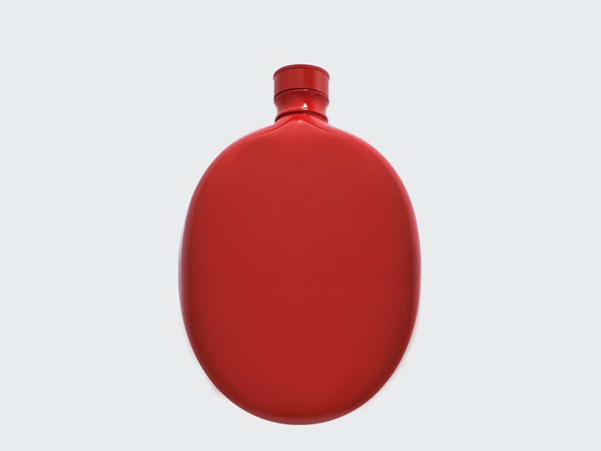 Best hip flasks and drink ideas odeme red flask