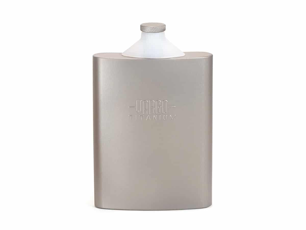 Best hip flasks and drink ideas vargo titanium funnel flask