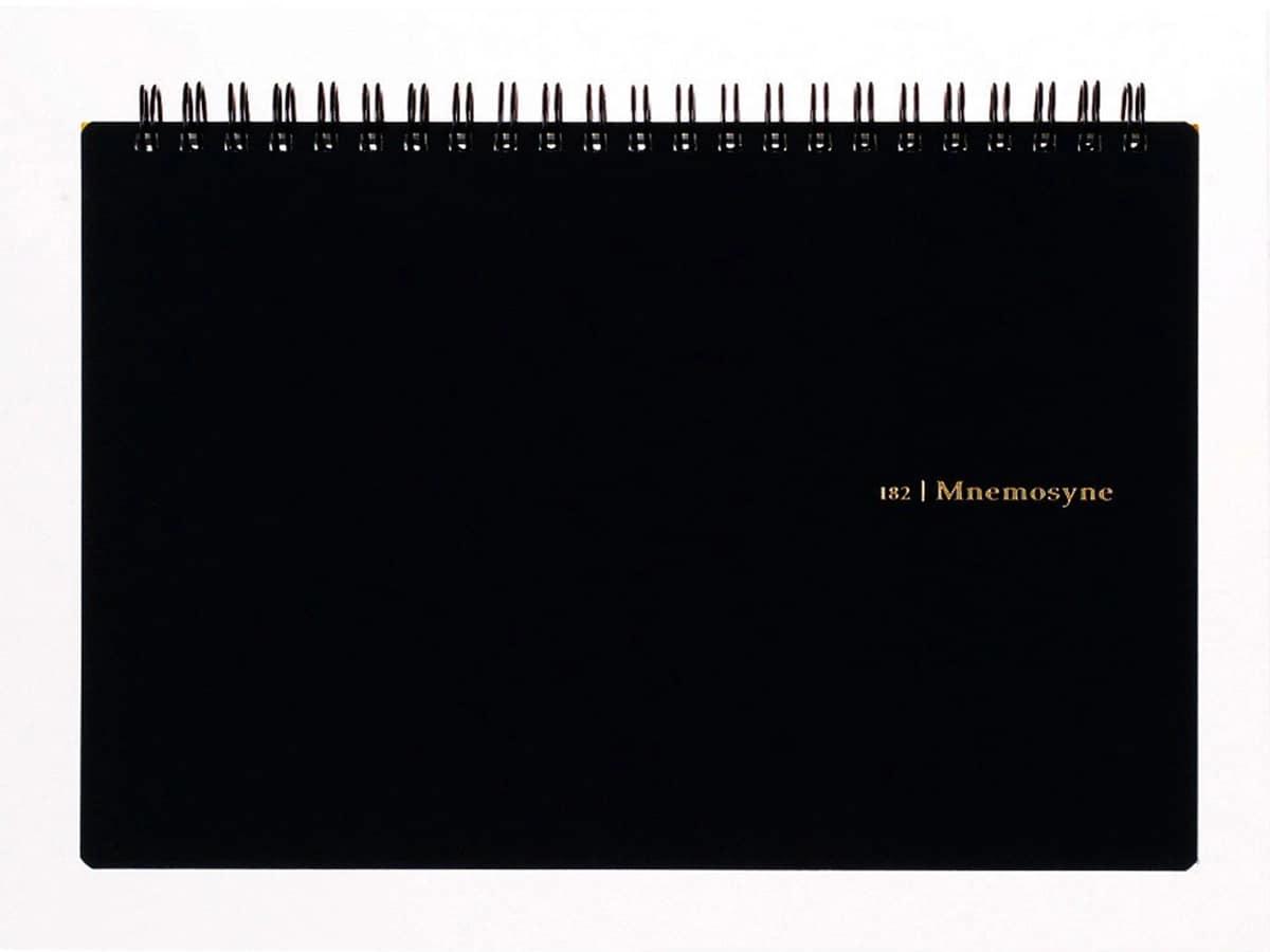 Best notebooks that are not moleskine maruman mnemosyne 1 hardcover executive